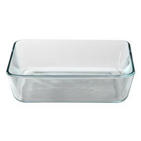 PYREX 5302733 6-cup Rectangle Storage Dish