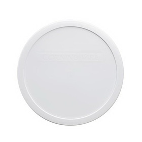 CORNINGWARE 6017961 French White 2 1/2-qt Round Plastic Lid