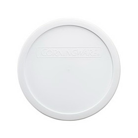 CORNINGWARE 6017962 French White 1 1/2-qt Round Plastic Lid