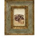 Benzara IMX-5526 Contemporary Styled Bela Wood Photo Frame - 5 x 7