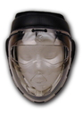 Woldorf USA  Clear Face Cover, w069