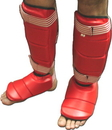 Woldorf USA w221 sparring shin guard
