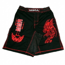 Woldorf USA w477 MMA Shorts In Ribstop Cotton