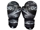 Woldorf USA w505-A Washable Boxing Gloves Black Snake