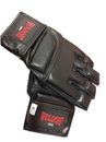 Woldorf USA w868 MMA Gloves in Leather (Black)