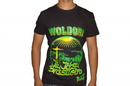 Woldorf USA w901 Rio City t-shirts in cotton black color unique design