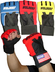Woldorf USA  Mesh Gel Gloves, wm043