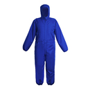 TopTie Long Sleeve Mens Overalls with Hood Work Wear Uniforms Polyester Coveralls