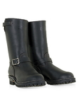 """Wesco boot 7700100 BOSS Leather 11"""" Boot, Black"""