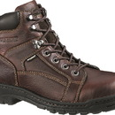 "WOLVERINE W04378 Men's Exert Dura Shocks Lace To Toe Opanka 6"" Work Boot"