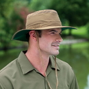 Adams OB101 Outback Safari Crown Hat
