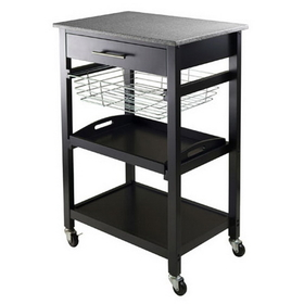 Winsome 20322 Julia Utility Cart