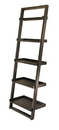 Winsome 29525 Wood Bailey Leaning Shelf 5-Tier