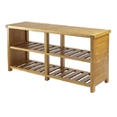 Winsome 33348 Keystone Shoe Bench