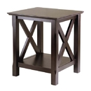 Winsome 40420 Xola End Table