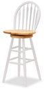 Winsome 53630 Wood Windsor Swivel Stool, 30