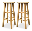 Winsome 83230 Wood Set of 2, Square Leg 29