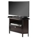 Winsome 92634 Zena Corner TV Stand Espresso