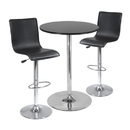 Winsome 93345 Spectrum,  3pc Pub Table Set, 28