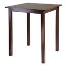 Winsome 94134 Parkland High/Pub Square Table