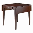 Winsome 94141 Hamilton Double Drop Leaf Dining Table