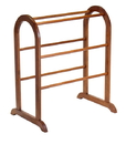 Winsome 94326 Wood Quilt Rack