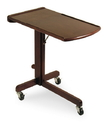 Winsome 94423 Wood Lap Top Cart Adjustable