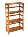 Winsome 99342 Wood Studio Bookshelf 3-tier