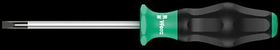 Wera 1335 Screwdriver for slotted screws 0.4x2.0x60 s/driver for slotted screws