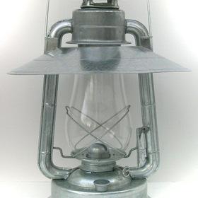 "W.T. Kirkman No. 2 ""Champion"" Lantern w/ Hooded Reflector"
