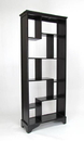 Wayborn 5416B Vertical Asian Storage Shelves, 78'' x 32'' x 12''