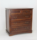 Wayborn 9140 Traditional Chest, 35.5'' x 20'' x 36.5'', Brown