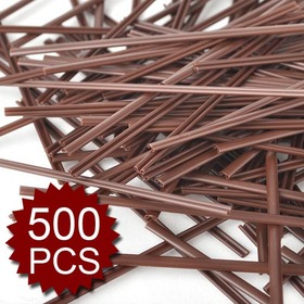 Coffee Straws, Coffee Stir Sticks, 6.5 inch, 500 pcs/pack, Price/1 Pack