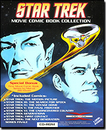 GIT 91012 Star Trek Movie Comic Book Collection