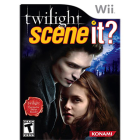 Konami 40091 Scene It Twilight (Nintendo Wii)
