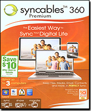 Encore 70137 Syncables 360 Premium - 3 User Family Pack