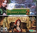 iWin 00158 Mysteryville 2 & Pirateville Combo Pack