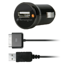 Kensington 1AMP PowerBolt Car Charger for iPod/iPhone