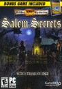 Game Mill Publishing 08445 Hidden Mysteries: Salem Secrets - Witch Trials Of 1692
