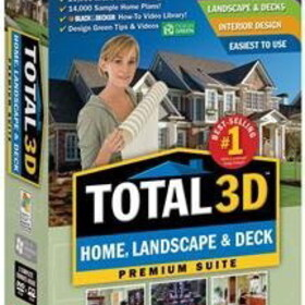 Total 3D Home, Landscape & Deck Premium Suite V11