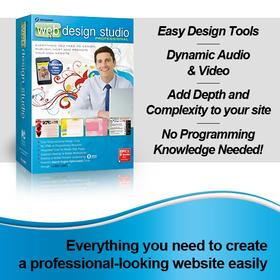 Broderbund Sitespinner Pro - Web Design Studio Professional Edition