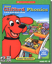 Scholastic Clifford The Big Red Dog Phonics