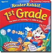 Learning 280768 Reader Rabbit 1St Grade - Learning Creations