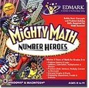 Edmark LLMIGNUHEJ Mighty Math Number Heroes