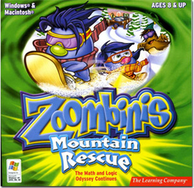 Learning LLZOOMOREJ Zoombinis - Mountain Rescue