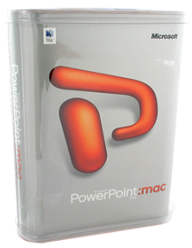 Microsoft D4700266 Powerpoint 2004 For Mac