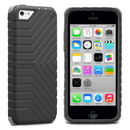 PureGear GripTek Advanced Impact Rubberized Protection for iPhone 5, Black