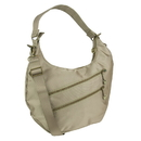 Travelon Convertible Hobo with RFID Protection - Champagne