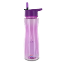 Aqua Vessel Ultra Lite Tritan 25oz Filtration Bottle - 100 Gallon Filter, Violet