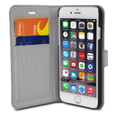 Chil Attraction Jacket Magnetic Wallet & Case for iPhone 6 Plus (Gray), 0112-1425